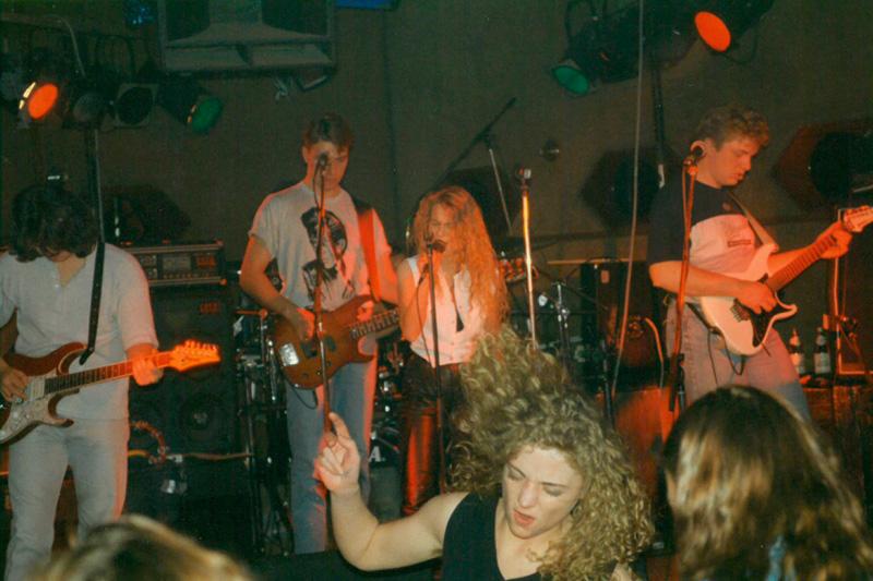 Cash_Band_Auftritt_1992